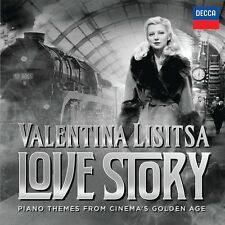 LOVE STORY: PIANO THEMES FROM CINEMA'S GOLDEN AGE   CD NEU SCHOSTAKOWITSCH