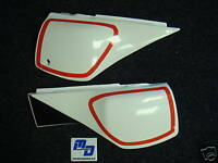UFO YAMAHA TT600 1984-1992 SIDE PANELS 2810