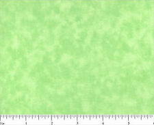 By the Yard Cotton Quilt Fabric 44/45' BLENDER 0607 Paradise Green MOTTLED Tonal