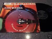 "Carmen Mastren ""Banjorama"" Mercury Records #SR60014 LP"