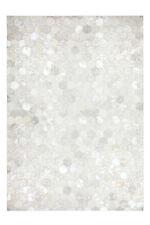 230 cm Breite x 160 Wohnraum-Teppiche aus Leder