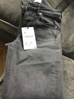 zara skinny jeans smokey grey