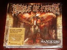 Cradle Of Filth: The Manticore And Other Horrors - Limited Edition CD 2012 NEW