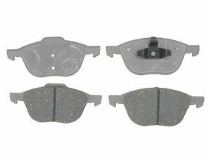 Front AC Delco Brake Pad Set fits Volvo V50 2005-2011 96DNKC