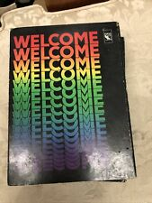 BBC Micro Welcome Pack Cassette Tape + Manual