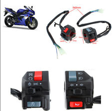 "2 Pcs 7/8"" Motorcycles ATV Handlebar Headlight Controller Switch Assembly"