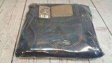 Men's Roca Wear Classic fit blue denim jeans size 46x31 dark wash