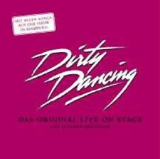 DIRTY DANCING - DAS ORIGINAL LIVE ON STAGE CD NEUWARE!
