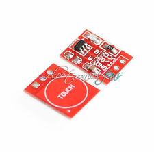 10PCS TTP223 Capacitive Touch Switch Button Self-Lock board für Arduino TTP223