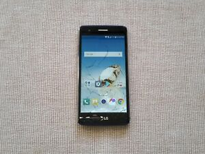 LG Aristo MS210 Android Smartphone – Unlocked