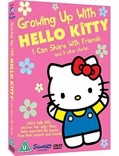 Growing Up With Hello Kitty - I Can Share With Friends 2013 Brand new and sealed