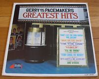 Gerry And The Pacemakers Greatest Hits 1965 Laurie / Capitol Record Club Mono LP
