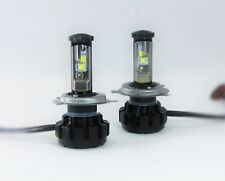 H3 Genuine CREE LED Headlight Fog Light Bulbs Globes 6000K HID White - Pair