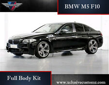 BMW M5 F10 Full Body Kit for BMW 5 Series Saloon