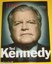 Ted Kennedy 2009 NEW Teddy Kennedy Tribute Biography Great Photos! Nice See!