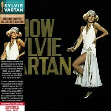CD de musique en album Sylvie Vartan avec compilation
