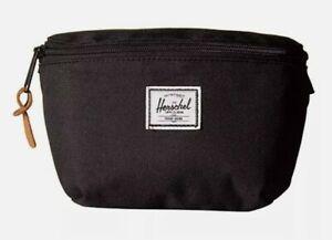 Herschel Supply Co. Fourteen Belt Bag Hip Pack Brushstroke Color black