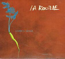 CD Album: La Rouille: casse-dalle. l'enfant et la pluie. B3