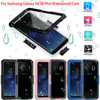 Swimming Waterproof Shockproof Case Cover For Samsung Galaxy Note 8 S8 S8 Plus