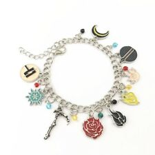 RWBY Inspired Charm Bracelet