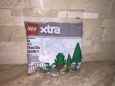 LEGO XTRA TREES AND PLANTS SET 40310