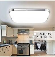 New 48W Cool White LED Modern Ceiling Light Lamp Lighting Bedroom Living Room M!