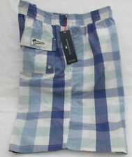 Marks and Spencer Women's Checked Big & Tall Shorts for Men