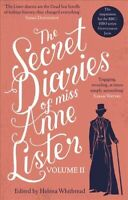 Secret Diaries of Miss Anne Lister 1824-1826 : No Priest but Love, Paperback ...