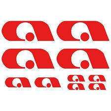 Adria Logo aufkleber sticker wohnmobil camper wohnwagen caravan 10 Stücke Pieces