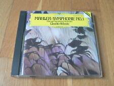 Abbado - Mahler : Symphony No. 1  -  CD DGG West Germany