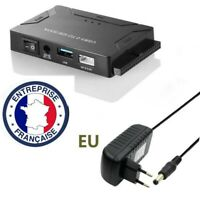 """USB 3.0 To IDE SATA Converter External Hard Disk Adapter for 2.5"""" 3.5"""" HDD SSD"""