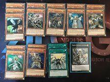 Yugioh! Lightsworn deck core with Minerva, The Exalted Lightsworn + BONUS