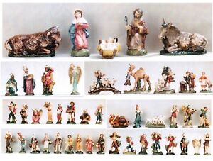 Crib Figures Attachments For 5 1/2in Crib Cartapesta Figures Italy Schäfer