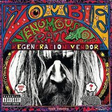 Rob Zombie - Venomous Rat Regeneration Vendor - CD NEU/OVP