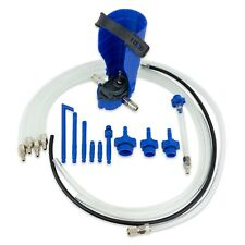 Transmission Service Kit Fluid Transfer Pump Powered by an Air Ratchet or Drill