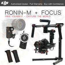 DJI RONIN-M 3-Axis Handheld Gimbal Stabilizer + DJI FOCUS KIT