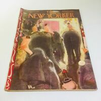 The New Yorker: April 7 1956 - Full Magazine/Theme Cover Garrett Price