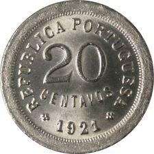 Pièces de monnaie du monde en nickel, de Portugal