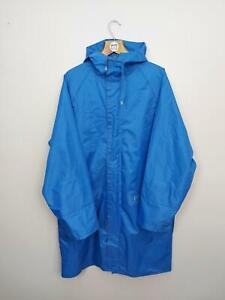 CROSSBOW Blue PVC Fishermans Waterproof Jacket Extra Large - XL