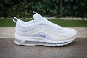 Scarpe Nike Air Max 97 Bianco White 40, 41, 42, 43, 44, 45 -  SALDI -40%
