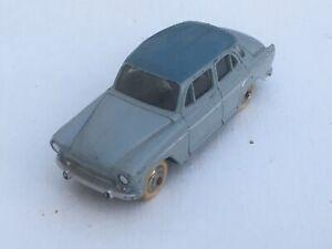 Véritable Miniature DINKY TOYS ref : 544  SIMCA  ARONDE P 60 Meccano France 1964