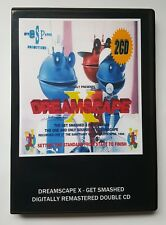 DREAMSCAPE 10 - GET SMASHED (2CD PACK) DJ'S DOUGAL, VIBES, CLARKEE