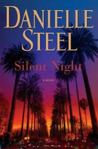 The Silent Night by Danielle Steel Steele Hardcover Hardback Book Novel
