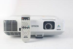 Epson H565A Powerlite 935W LCD Classe Projecteur avec Télécommande - 1271 Heures