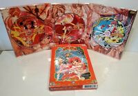 Magic Knight Rayearth Edition Prestige coffret dvd 1 - VOSTFR - En bon état
