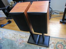 Canton Model LE103 Bookshelf Speakers w/ Stand. Made In Germany