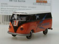 """Brekina VW T1 Kasten """"JERRES FLYGBUSS""""/ Skandinavien - 32717 - 1:87"""