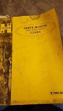 Hyster Steel Wheel Roller Parts Manual