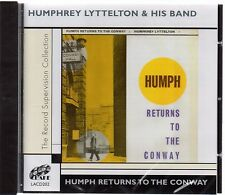 Humphrey Lyttelton & His Band - Humph Returns to the Conway (brand new CD 2004)