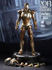 Hot Toys Iron Man Mark XXI MMS208 Midas 1/6 Scale Action Figure Avengers